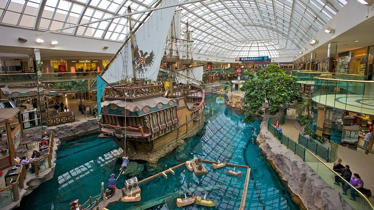 Casino In West Edmonton Mall